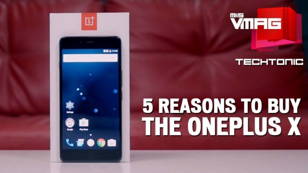 Gadget Review: 5 Reasons To Buy OnePlus X
