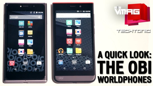 Gadget Review: A Quick Look At The Obi Worldphones