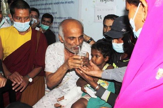 Dr Govinda KC Calls Off 16-day Hunger Strike