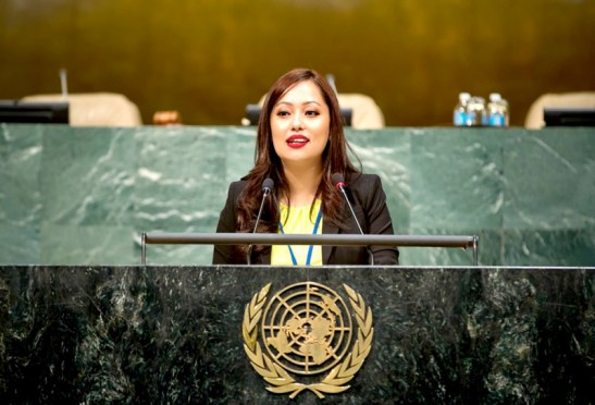 Jolly Amatya Becomes Youngest And First Nepali Chairperson of UN Youth Assembly
