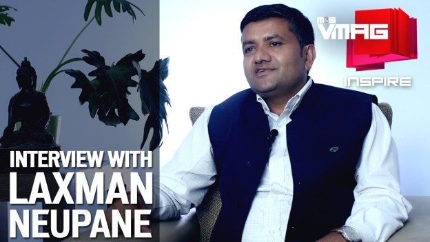 M&S Inspire: Laxman Neupane's Success in Hospitality Industry