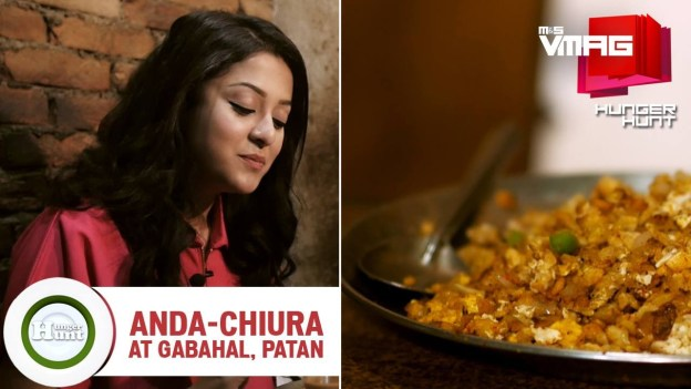 HUNGER HUNT: Bhuteko Anda Chiura at Gabahal, Patan