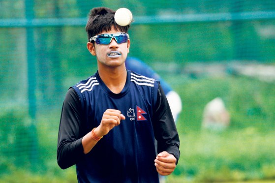 Sandeep Lamichhane Invited By Clarke To Train At His Academy
