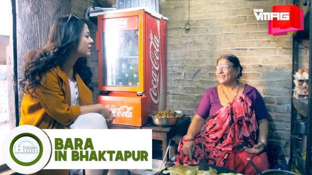 HUNGER HUNT: Bara in Nyatapola, Bhaktapur