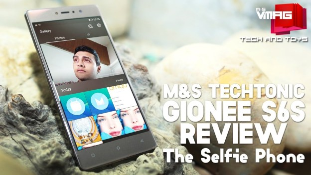 Techtonic: Gionee S6s, The Selfie Phone
