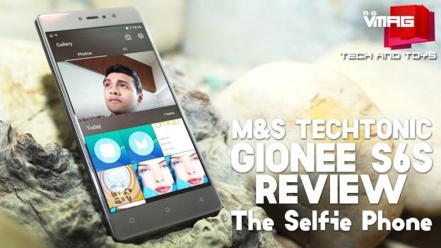Techtonic: Gionee S6s, The Selfie Phone