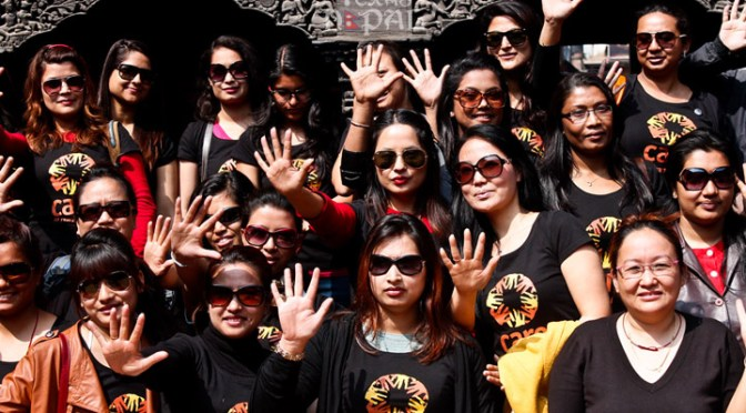 Women's Day 2013 Celebration in Kathmandu