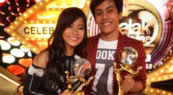 Teriya Magar's Sweeping Win On Jhalak Dikhla Jaa