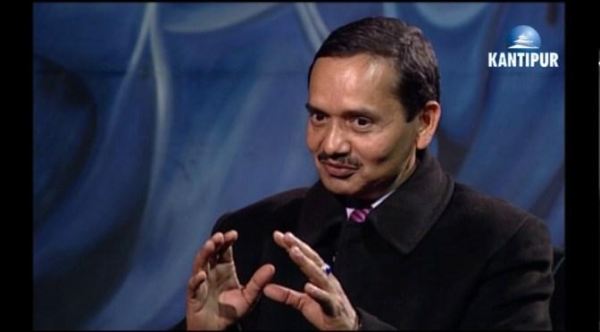Fireside: राष्ट्रिय पुनर्निर्माण प्राधिकरणका CEO डा. गोविन्द पोखरेल