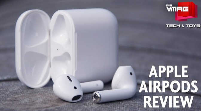 TECH & TOYS: Apple AirPods Review