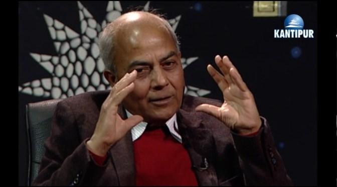 Tough Talk with Bhojraj Pokhrel (पूर्वप्रमुख निर्वाचन आयुक्त )