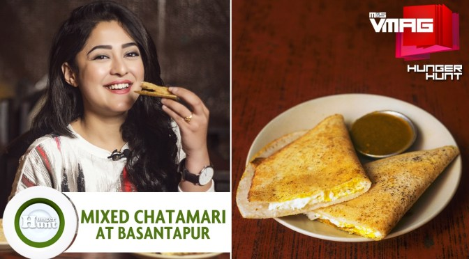 HUNGER HUNT: Chatamari Chen at Basantapur