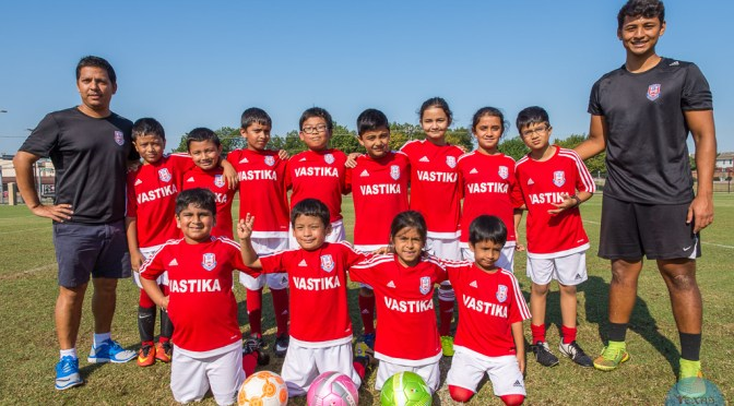 Dallas Gurkhas Soccer for Kids Summer 2017 [Photo Gallery]