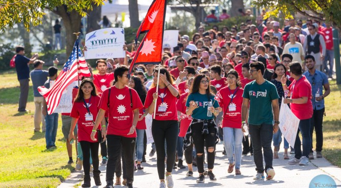 Walk for Nepal Dallas 2017 [Photo Gallery]