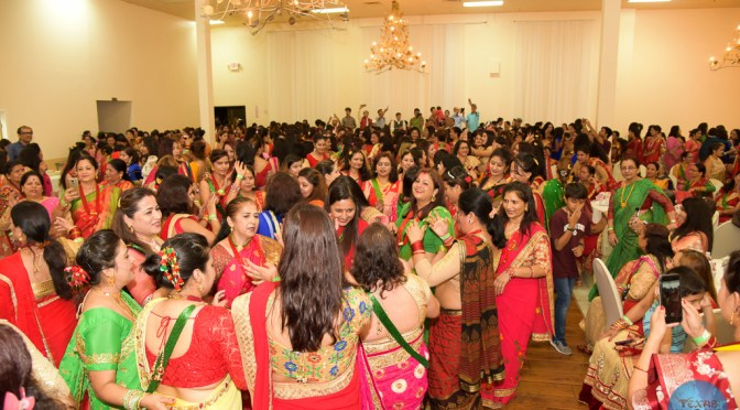 Teej Celebration 2018 by NST [Photo Gallery]