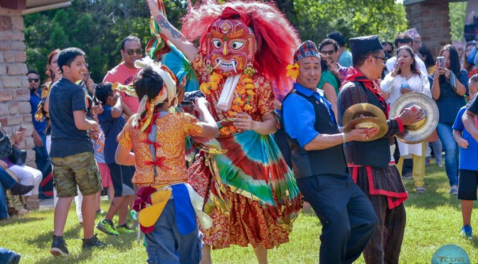 Indra Jatra Celebration in Euless, Texas [Photo Gallery]