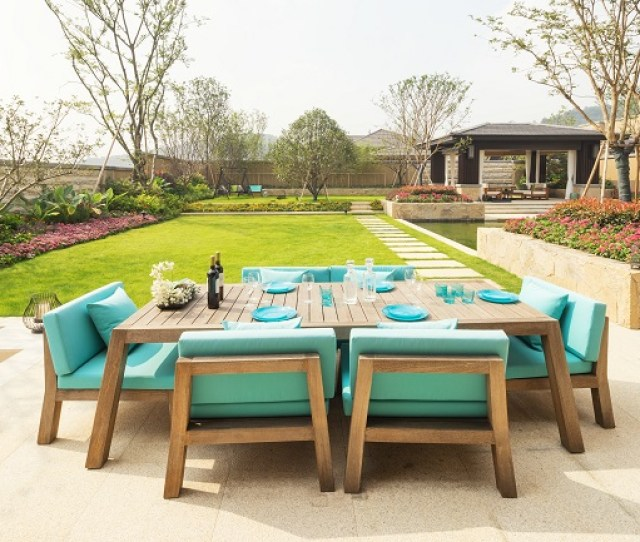 The Benefits Of Creating An Outdoor Oasis