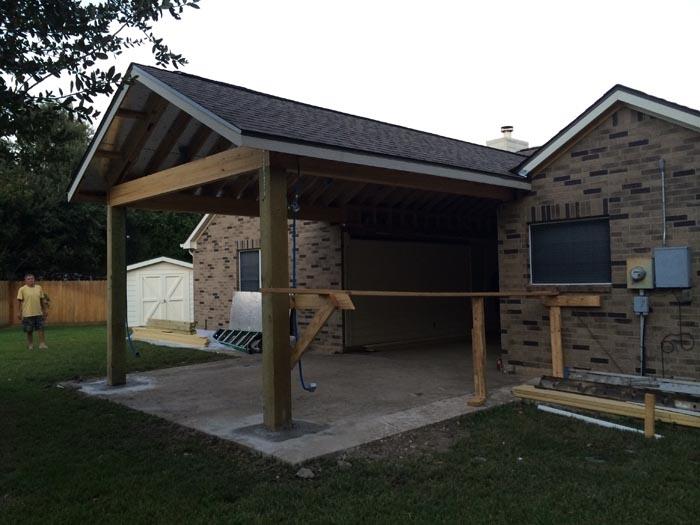 building a patio step by step diy