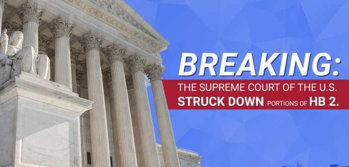 United States Supreme Court Building Facade in Washington DC.