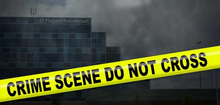 Planned Parenthood Sells Baby Parts