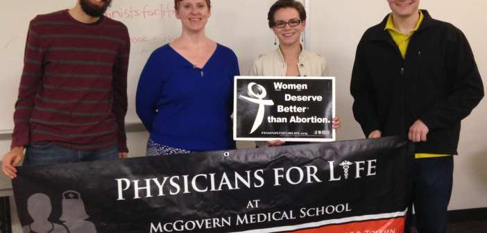 Feminists for Life speaking tour expresses harsh realities of sex trafficking and abortion