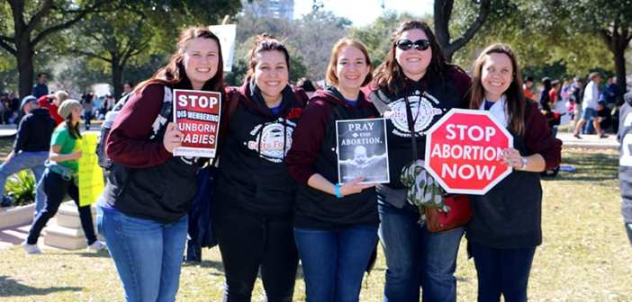 Abortion Mills Continue Attempts to Silence Peaceful Pro-Life Protests