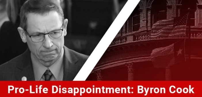 2017 Disappointment Profile: Byron Cook, Texas House District 8