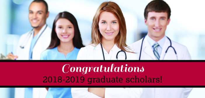 Announcing new health professional and law school Pro-Life scholarship recipients