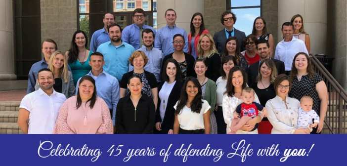 Texas Right to Life celebrates 45th anniversary