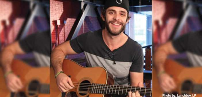 Thomas Rhett shares lessons learned from the journey to adopting his daughter