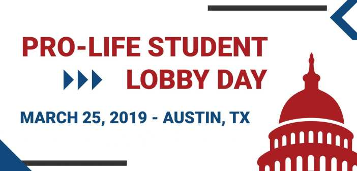 Student Lobby Day