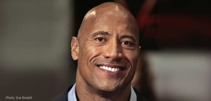 """Dwayne """"The Rock"""" Johnson calls his friend with Down syndrome """"The Rock's Rock"""""""