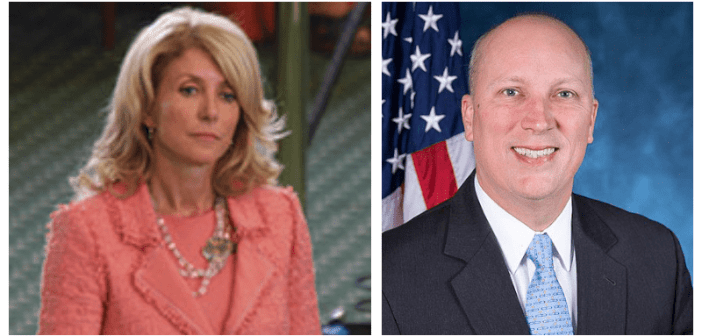 Wendy Davis mulls challenge to one of Texas's strongest Pro-Life congressmen