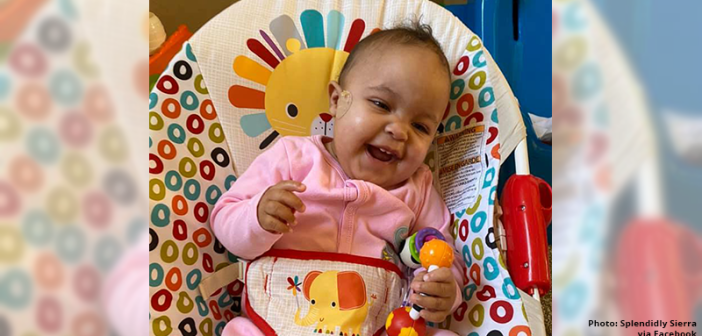 Trisomy 18 Baby Who Had to Fight For Heart Surgery Is Now One Year Old