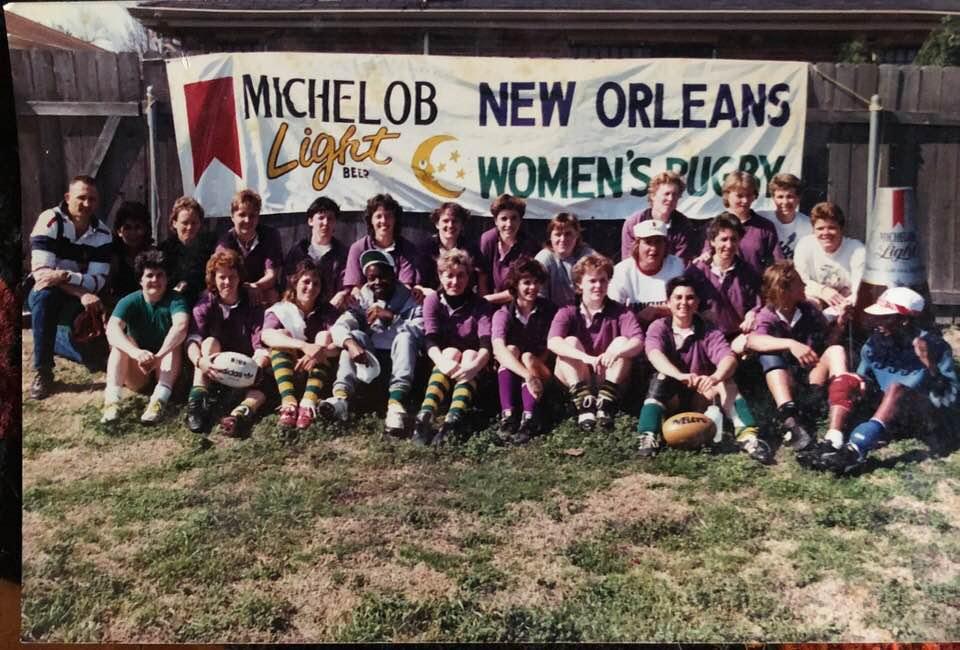 Tracy Moens - New Orleans Halfmoons