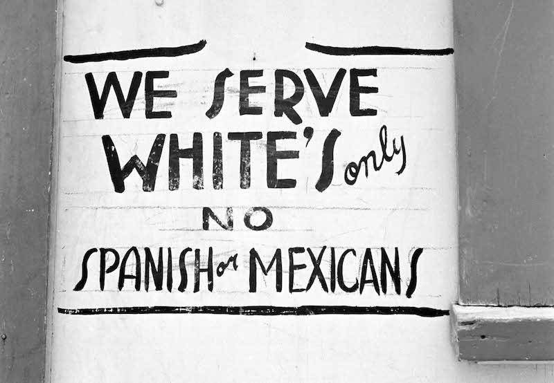 Irish Discrimination America