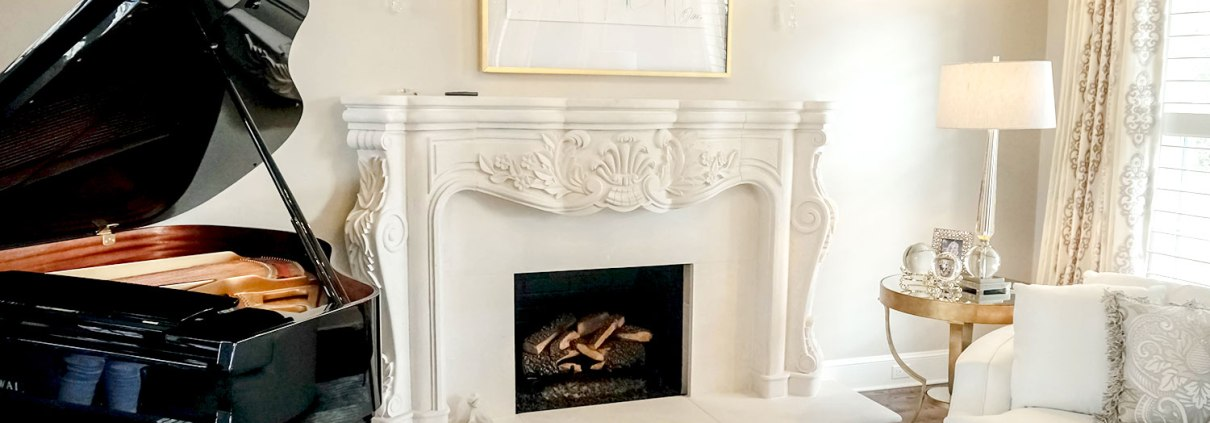 Fireplaces gallery TSC