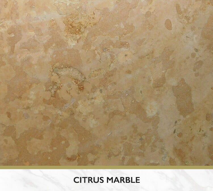 stone color Citrus_Marble