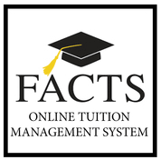 Facts Tuition Management login button