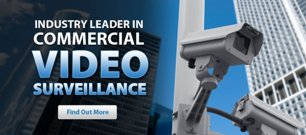 Commercial Security Cameras and Surveillance Systems Houston