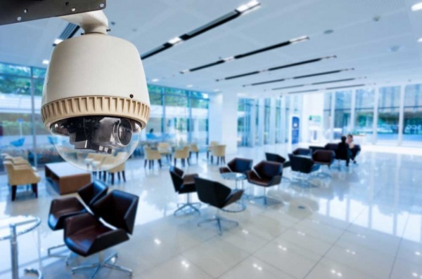 Business Security Cameras Houston Installer