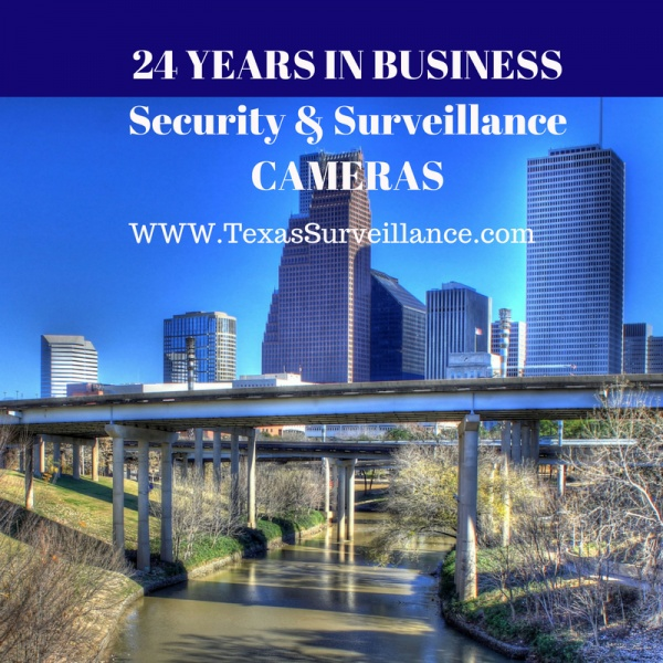security camera installation texas houston