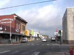 Main Street, Alice, Texas