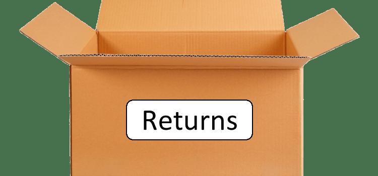 Return Handling