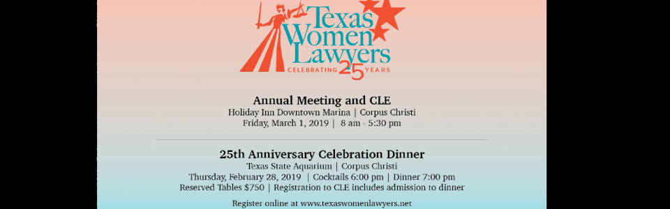 Join us in Corpus Christi!