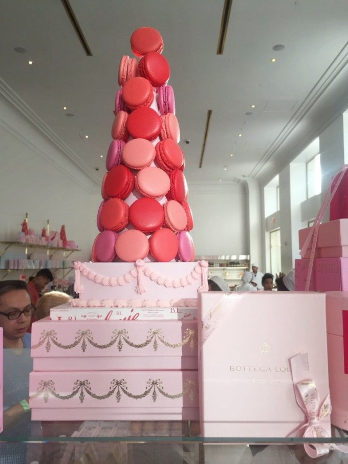 Bottega Louie's beautiful gift boxes.