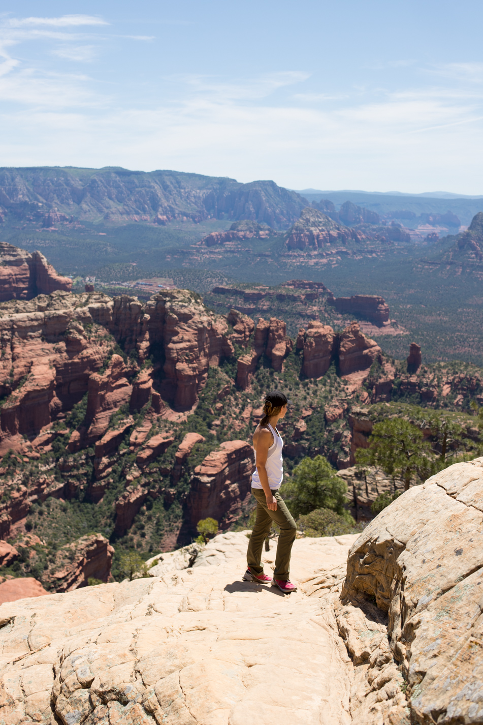 Sedona guide hikes