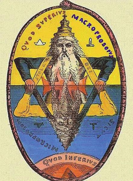 Occult Seal of Solomon