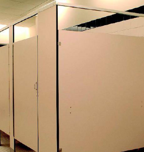 & Zero Sight-Line Configuration Phenolic Compartments - Texlam