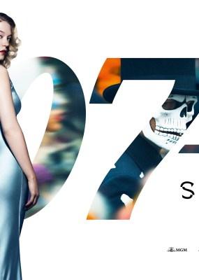 SPECTRE Avant Premiere και James Bond Party την Τετάρτη 11 Ν/ρίου στις 00:07 στους κιν/φους Τεχνόπολις & Βιτσέντζος Κορνάρος